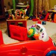 How to Clean Your Home With Toddler Present