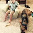 The Magical Relationship Between a Boy and His Dog